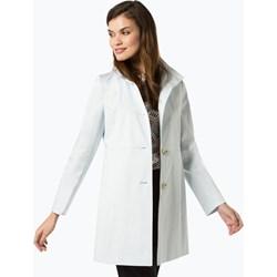 8de765816dfa1 Biały płaszcz damski Franco Callegari jesienny
