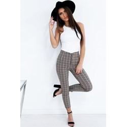 6d63079f6c87 Butik Latika. Spodnie damskie w kratkę