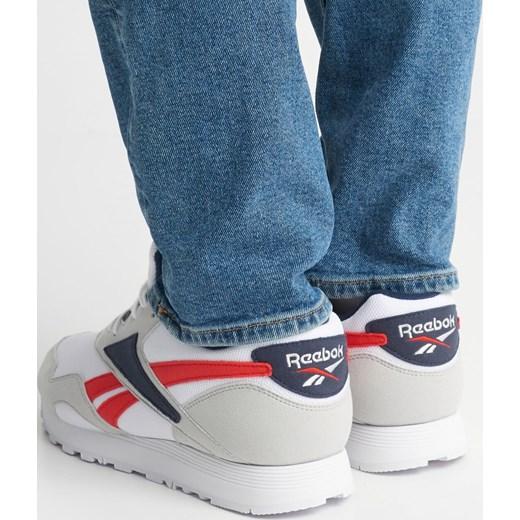 Buty sportowe męskie Reebok Classic szare sznurowane