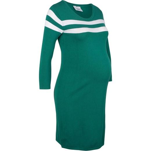 9623fb75 Sukienka ciążowa Bonprix