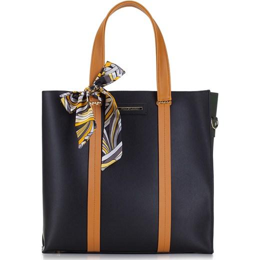 cef1bc7f00b2b Shopper bag Wittchen na ramię duża w Domodi
