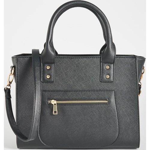 f77a669d5712d Shopper bag Sinsay średnia elegancka bez dodatków w Domodi