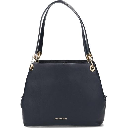 7aadd4706110e Shopper bag Michael Kors średnia na ramię matowa skórzana casual w ...