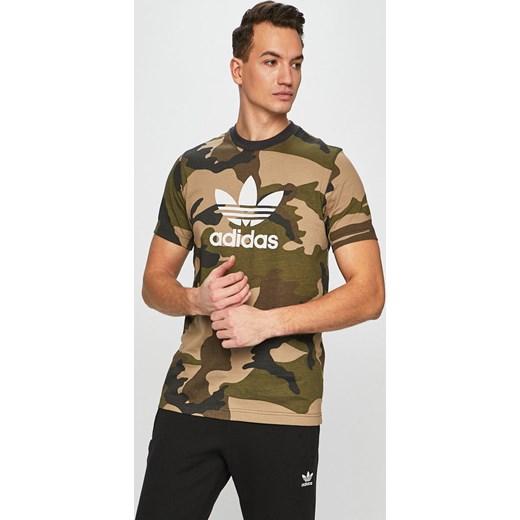 T shirt męski Adidas Originals z krótkimi rękawami