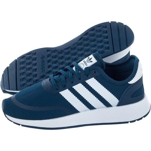 nowy styl świeże style outlet na sprzedaż Buty sportowe damskie Adidas do biegania na płaskiej podeszwie sznurowane