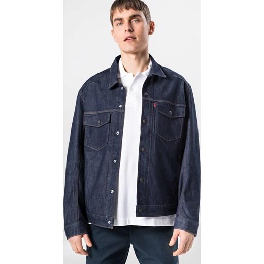 26f9f18b85b28 ... Levis kurtka męska młodzieżowa niebieska z jeansu ...