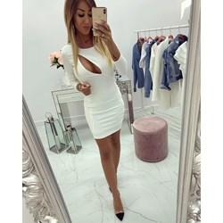 92f6c0c4 Białe sukienki, lato 2019 w Domodi