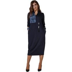 8352e46a52 Sukienka Artmio z dekoltem w literę v