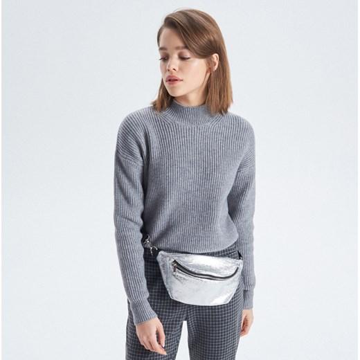 d994638cb85a Sweter damski Cropp casual w Domodi