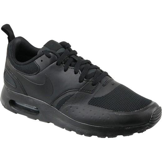 e54d6e16 Buty sportowe męskie Nike air max vision czarne na jesień sznurowane ...