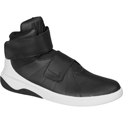 ac708e4942e1a Buty sportowe męskie czarne Nike na rzepy na wiosnę