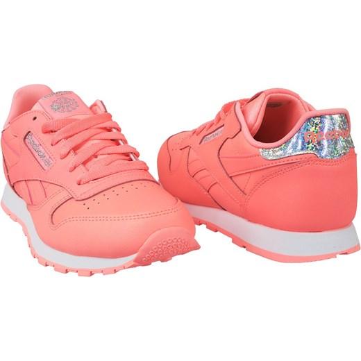 nowy Buty sportowe damskie Reebok sneakersy wiązane na