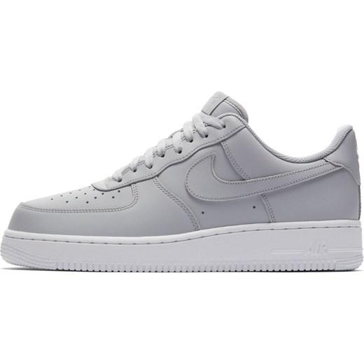 Stała usługa Buty sportowe męskie białe Nike air force