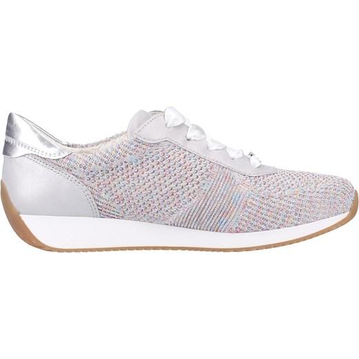 c303ec29 Buty sportowe damskie Ara sneakersy młodzieżowe sznurowane bez wzorów w  Domodi