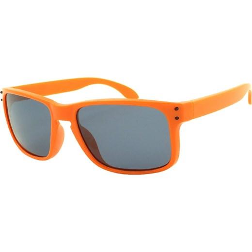 6e4d96658e01a8 Okulary przeciwsłoneczne dziecięce Prius Polarized pomarańczowe w Domodi