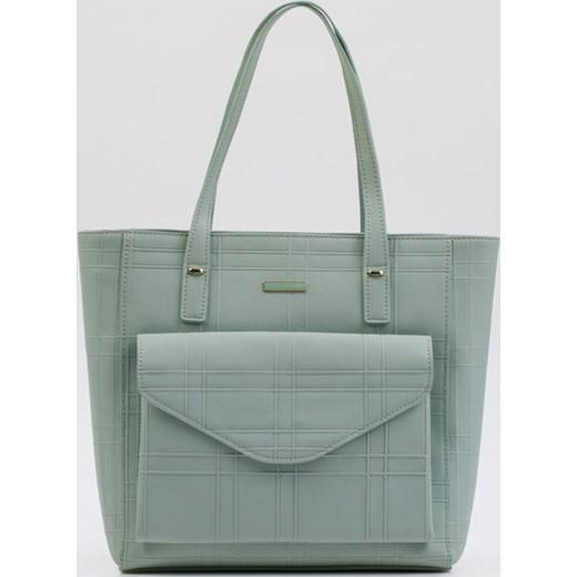 368991c6f0086 Wizytowa torba z kieszenią Monnari One Size E-Monnari ...