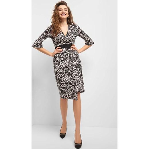 23e0d195b4b09 Dopasowana sukienka w panterkę ORSAY 38 orsay.com ...