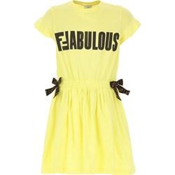 433a3d68 Sukienka dziewczęca Fendi - RAFFAELLO NETWORK
