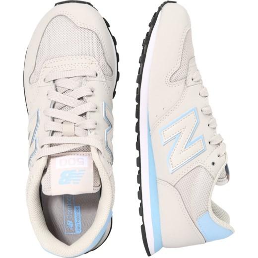 432c661e Buty sportowe damskie New Balance do biegania młodzieżowe bez wzorów ...