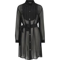 75ef817fb1580 Koszula damska czarna Emporio Armani z długim rękawem