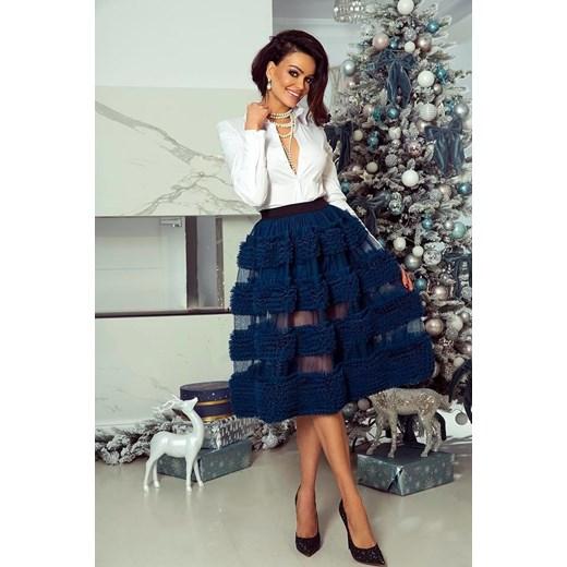 8579ef0a Spódnica Emo Sukienki elegancka midi