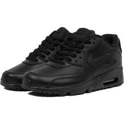newest a5bfd 22f8e Buty sportowe damskie Nike do fitnessu czarne wiązane