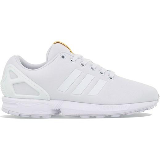 przyjazd zasznurować zawsze popularny Buty sportowe męskie białe Adidas zx flux wiązane