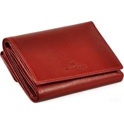 3dba97429c4c5 Portfel damski czerwony Wittchen