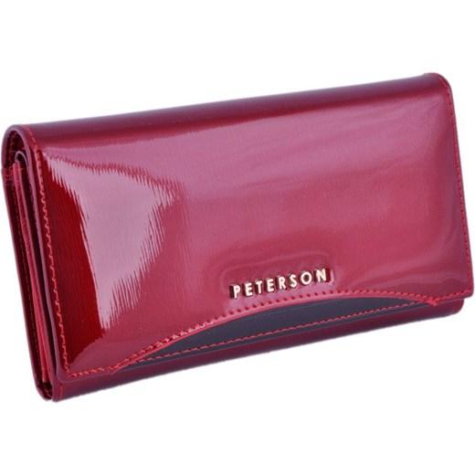 4bb7cd179c831 Peterson portfel damski w Domodi