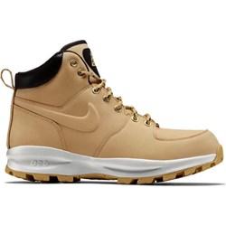 51065d6e Buty zimowe męskie Nike sznurowane z nubuku