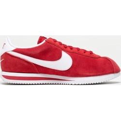 promo code 14013 21ac6 Buty sportowe damskie Nike cortez gładkie płaskie sznurowane