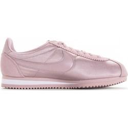 sale retailer b1d37 67a21 Buty sportowe damskie Nike cortez zamszowe sznurowane