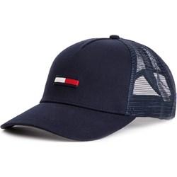 308aea3a755645 Niebieska czapka z daszkiem męska Tommy Jeans ...