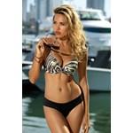 b27f7dc945 Damski dwuczęściowy kostium kąpielowy Cannes kolorowy - zdjęcie produktu
