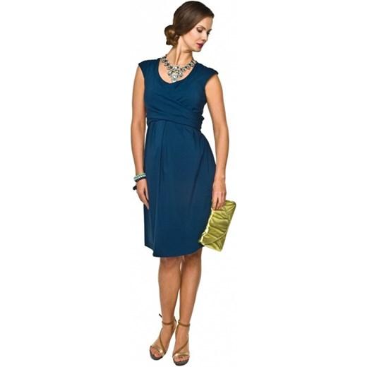 67c8ea8b Sukienka ciążowa Torelle bez wzorów elegancka