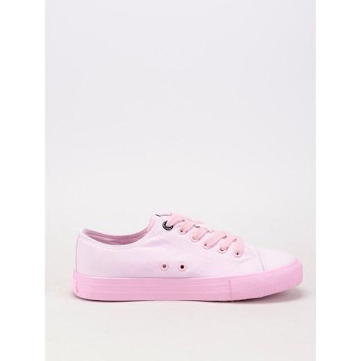 Trampki damskie Big Star Shoes wiązane finezja moda.pl