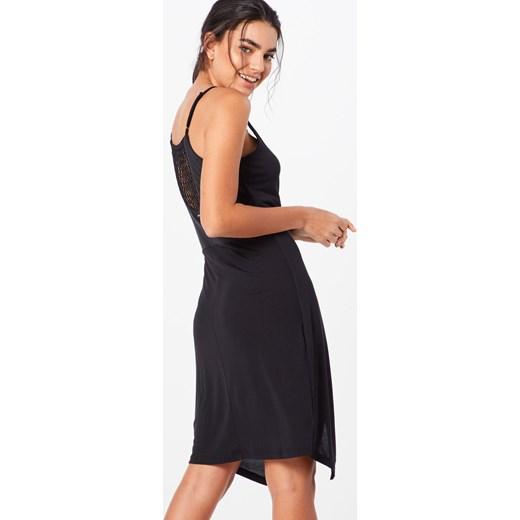 6ec42748b4 Sukienka Khujo na ramiączkach na imprezę midi jerseyowa elegancka w Domodi