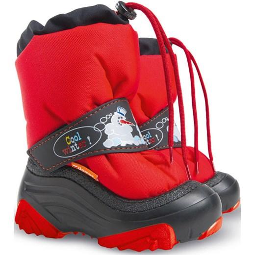 9842fd6c52957 Buty zimowe dziecięce Demar śniegowce na rzepy w Domodi