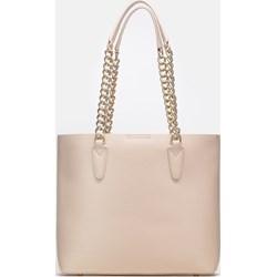 7382fabf50738 Shopper bag Kazar na ramię skórzana elegancka duża