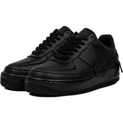 65323216 Buty sportowe damskie Nike dla biegaczy air force sznurowane bez wzorów