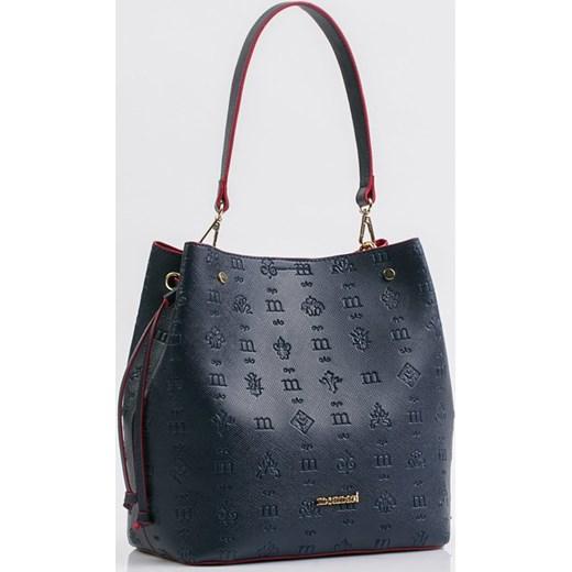 4dacee9d55f64 Shopper bag Monnari średnia elegancka  Shopper bag Monnari elegancka bez  dodatków na ramię matowa ...