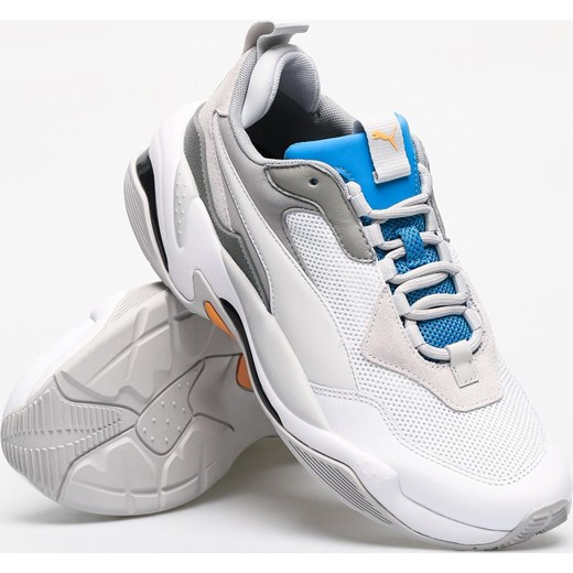 Stała usługa Białe buty sportowe męskie Puma jesienne