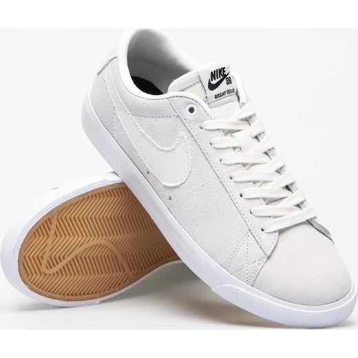 Trampki męskie Nike SB Buty Męskie PJ biały Trampki męskie