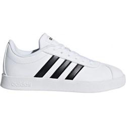 factory authentic 6cb5f cac2f Trampki damskie Adidas nike court sznurowane bez wzorów płaskie