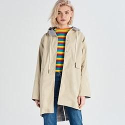 5e3031c37b Beżowe kurtki i płaszcze damskie