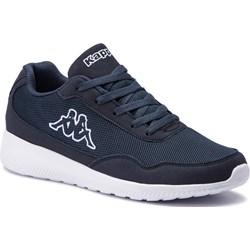 0f17d91a Kappa buty sportowe męskie niebieskie sznurowane z tworzywa sztucznego ...