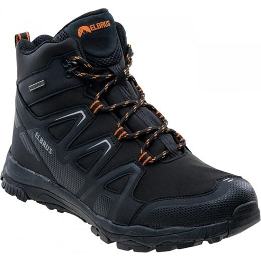 80% ZNIŻKI Buty trekkingowe męskie granatowe Elbrus