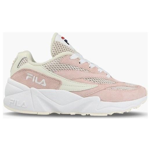 Buty sportowe damskie rÓżowe Fila do fitnessu młodzieżowe