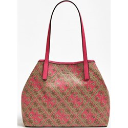 d48f0f39791cd Brązowe torby shopper bag guess, lato 2019 w Domodi