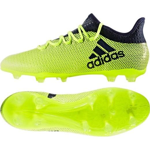 Adidas buty sportowe męskie performance x sznurowane na jesień